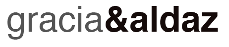 Gracia y Aldaz Construccin Logo